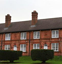 Alms Houses Restoration