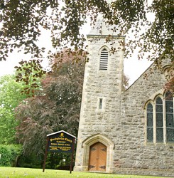 Glennan Church Restoration