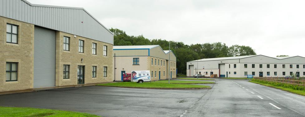 Newgrove Industrial Estate