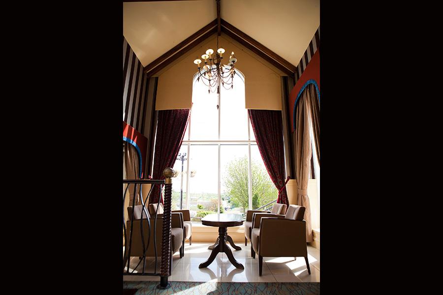 Four Seasons Hotel Monaghan - Interior Seating