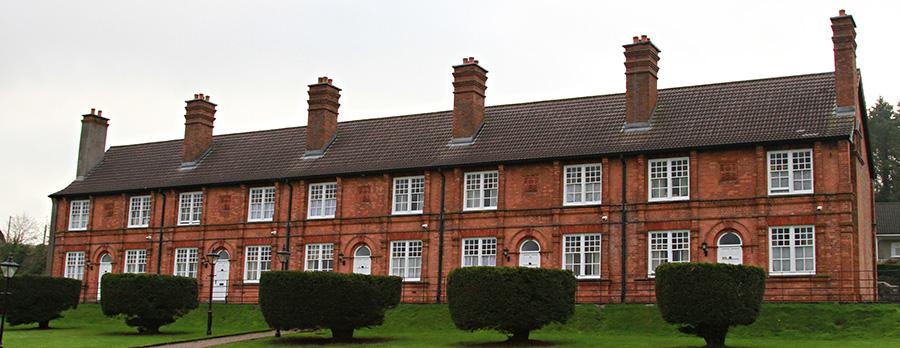 Alms House Castleblayney