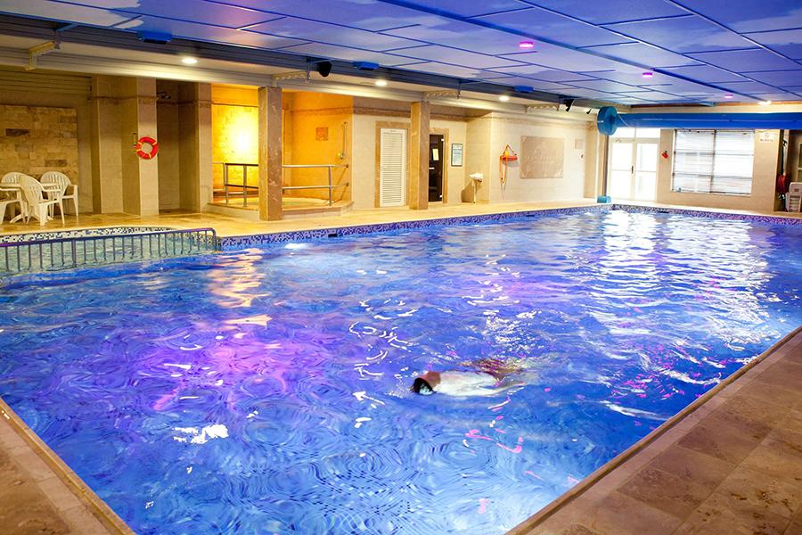 Four Seasons Hotel Monaghan - Swimming Pool