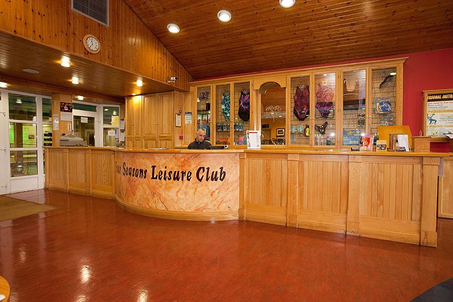 Four Seasons Hotel Monaghan - Leisure Centre